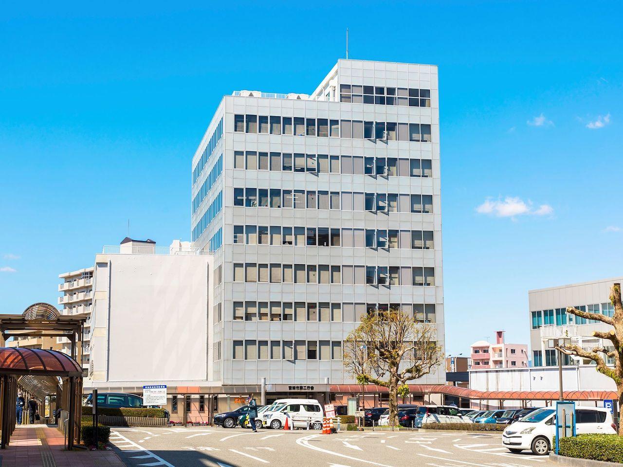 宮崎市役所第2庁舎外観
